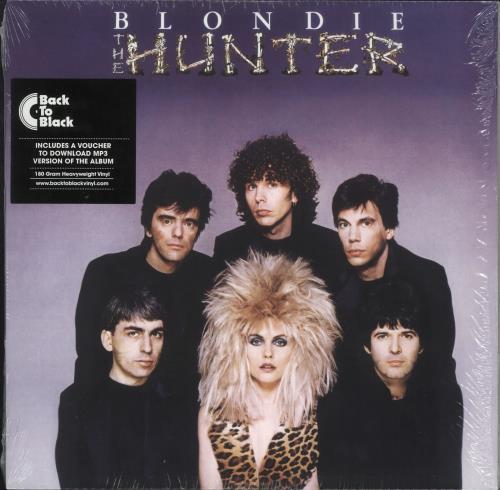 Blondie The Hunter - 180g vinyl LP album (LP record) UK BLOLPTH743613