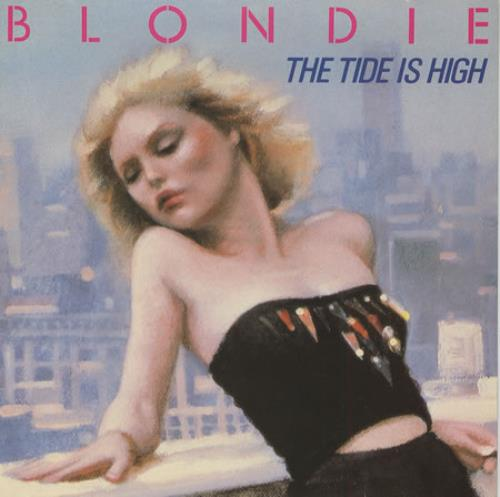 "Blondie The Tide Is High - P/S 7"" vinyl single (7 inch record) UK BLO07TH48175"