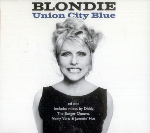 """Blondie Union City Blue - CD1 CD single (CD5 / 5"""") UK BLOC5UN55156"""