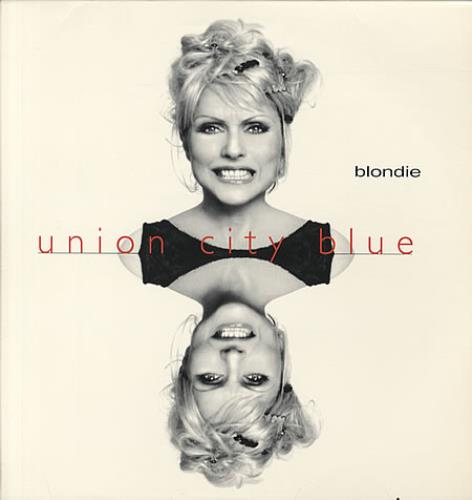 "Blondie Union City Blue 12"" vinyl single (12 inch record / Maxi-single) US BLO12UN342236"