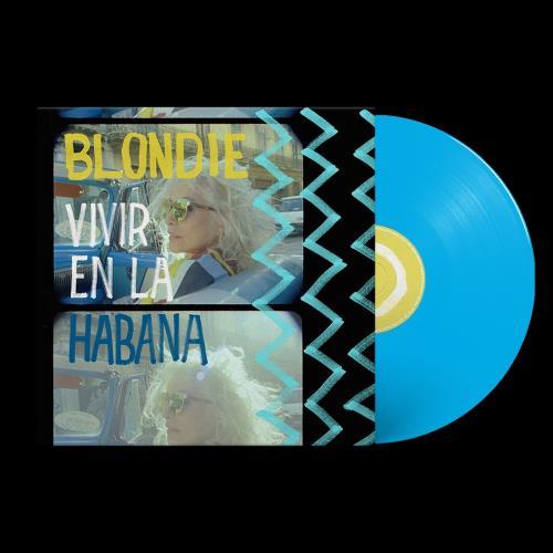 Blondie Vivir En La Habana - Blue Vinyl - Sealed vinyl LP album (LP record) UK BLOLPVI771978