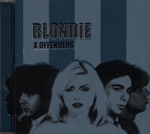 Blondie X Offenders - Sealed CD album (CDLP) US BLOCDXO194341