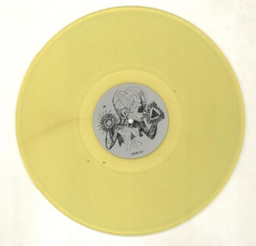 Blood Incantation Starspawn - Yellow Vinyl vinyl LP album (LP record) US QWSLPST702392