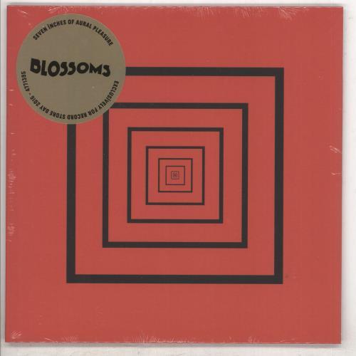 "Blossoms You Pulled A Gun On Me - RSD16 - Sealed 7"" vinyl single (7 inch record) UK IWV07YO739587"