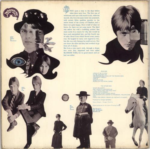 Blossom Toes We Are Ever So Clean vinyl LP album (LP record) UK BLTLPWE523901