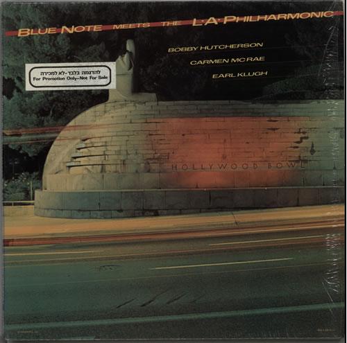 Blue Note Blue Note Meets The L.A. Philharmonic vinyl LP album (LP record) US BTELPBL638464