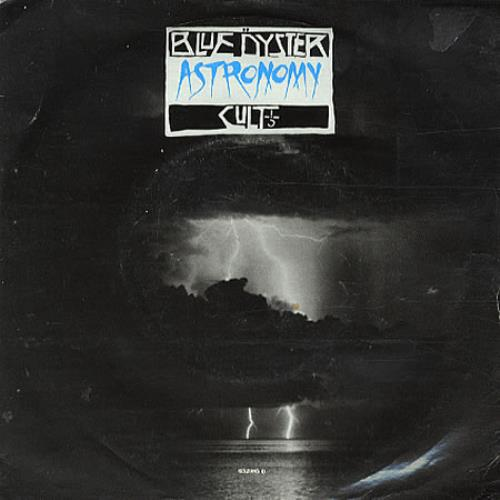"""Blue Oyster Cult Astronomy 7"""" vinyl single (7 inch record) UK BOC07AS195700"""