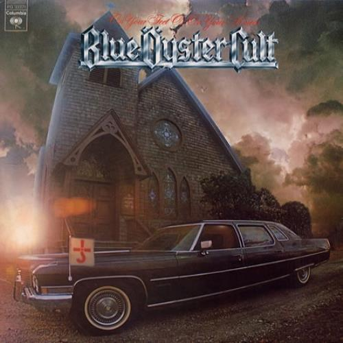 Blue Oyster Cult On Your Feet Or On Your Knees 2-LP vinyl record set (Double Album) US BOC2LON336528