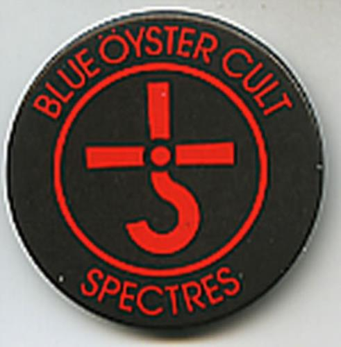 Blue Oyster Cult Spectres Uk Badge 311543