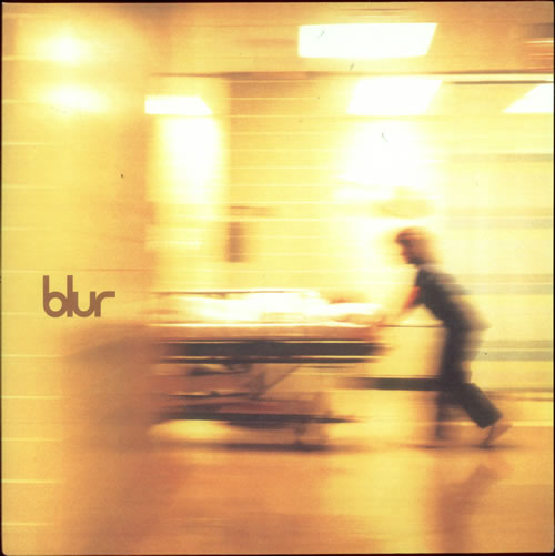 Blur Blur vinyl LP album (LP record) UK BLRLPBL260334