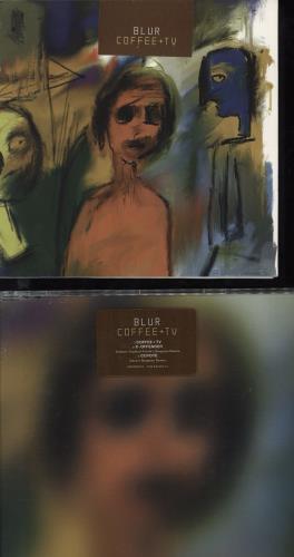 Blur Coffee + TV - CDs 1 & 2 2-CD single set (Double CD single) UK BLR2SCO139467