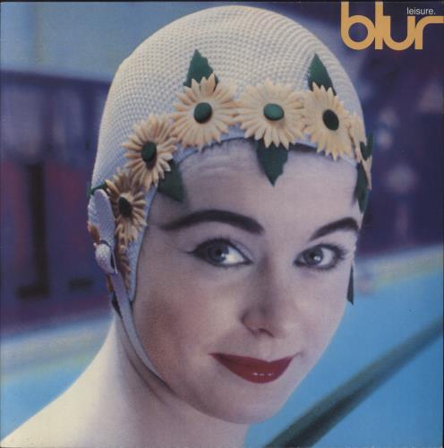 Blur Leisure - EX vinyl LP album (LP record) UK BLRLPLE419659