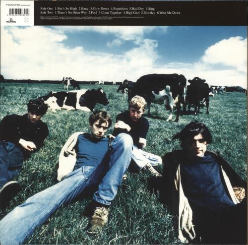 Blur Leisure - Turquoise Vinyl vinyl LP album (LP record) UK BLRLPLE733652