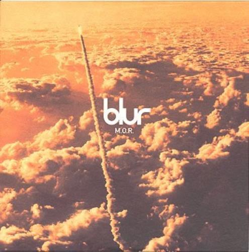 "Blur M.O.R CD single (CD5 / 5"") UK BLRC5MO95228"