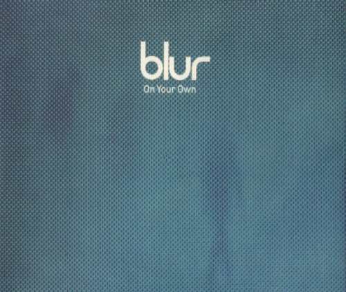 """Blur On Your Own - CD2 CD single (CD5 / 5"""") UK BLRC5ON87765"""