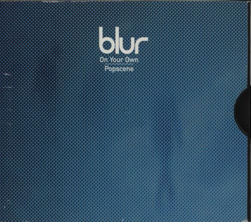 "Blur On Your Own CD single (CD5 / 5"") Australian BLRC5ON107854"