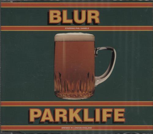 Blur Parklife 2-CD single set (Double CD single) UK BLR2SPA161664