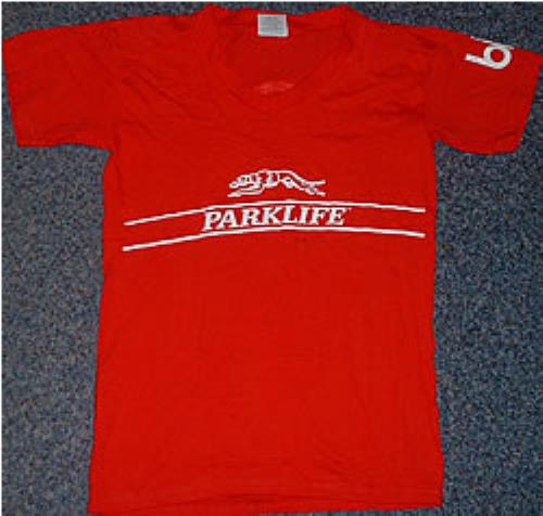 35428066 Blur Parklife UK Promo t-shirt (269418)