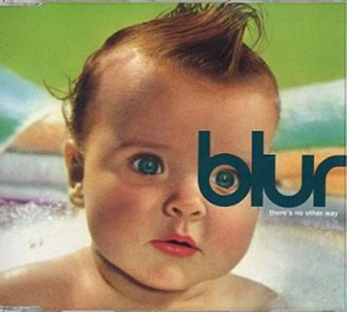"""Blur There's No Other Way CD single (CD5 / 5"""") UK BLRC5TH39625"""