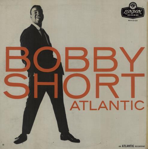Bobby Short Atlantic vinyl LP album (LP record) UK B7DLPAT761876