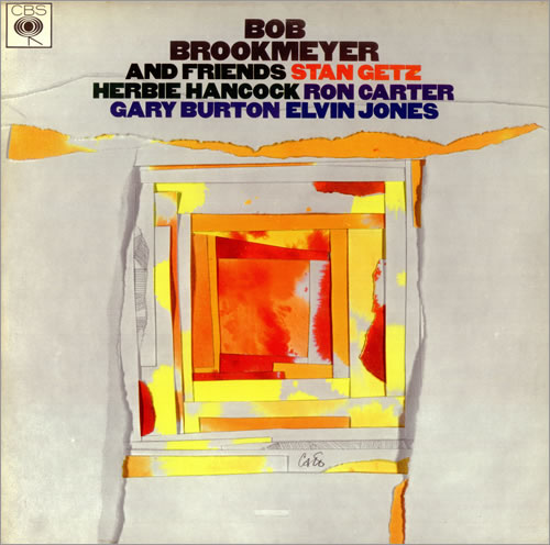 Bob Brookmeyer Bob Brookmeyer And His Friends vinyl LP album (LP record) UK BQ3LPBO442313