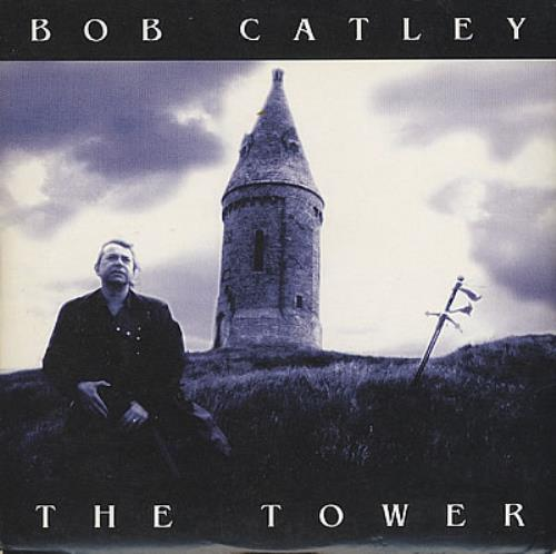 Bob Catley The Tower CD album (CDLP) Italian BH5CDTH376430