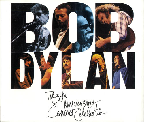 Bob Dylan 30th Anniversary Concert Celebration 2 CD album set (Double CD) Austrian DYL2CTH553740