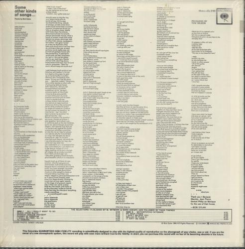 Bob Dylan Another Side Of Bob Dylan - Sealed Vinyl - 2nd vinyl LP album (LP record) US DYLLPAN728152