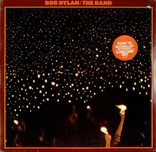 Bob Dylan Before The Flood Sealed Us 2 Lp Vinyl Record