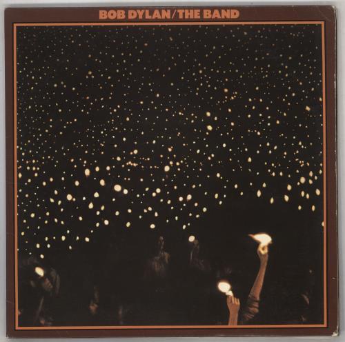 Bob Dylan Before The Flood - VG/EX 2-LP vinyl record set (Double Album) US DYL2LBE604283