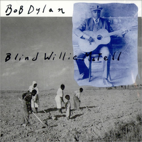 "Bob Dylan Blind Willie Mctell CD single (CD5 / 5"") US DYLC5BL31097"