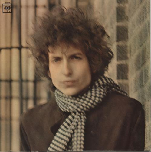 Bob Dylan Blonde On Blonde - Mono 2-LP vinyl record set (Double Album) US DYL2LBL690791