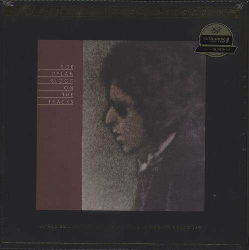 Bob Dylan Blood On The Tracks - 180gm Vinyl - Sealed & Numbered Box Vinyl Box Set US DYLVXBL728859
