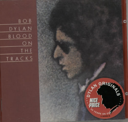 Bob Dylan Blood On The Tracks CD album (CDLP) Austrian DYLCDBL590823
