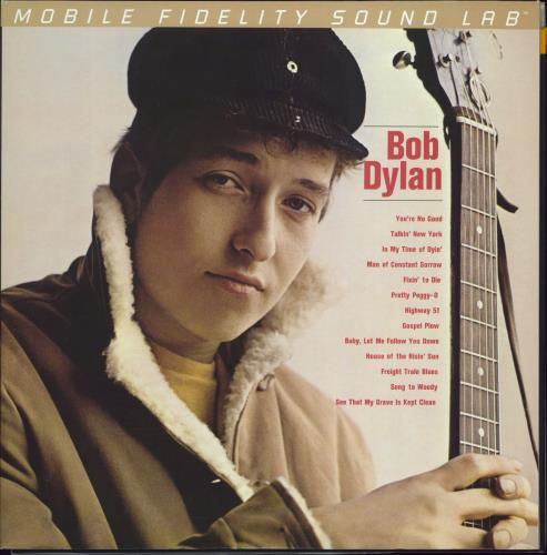 Bob Dylan Bob Dylan - 180gm 2-LP vinyl record set (Double Album) US DYL2LBO774370