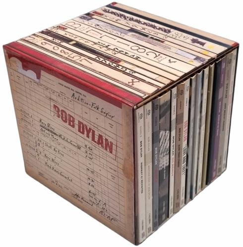 Bob Dylan Bob Dylan Revisited - The Reissue Series super audio CD SACD UK DYLSABO771379