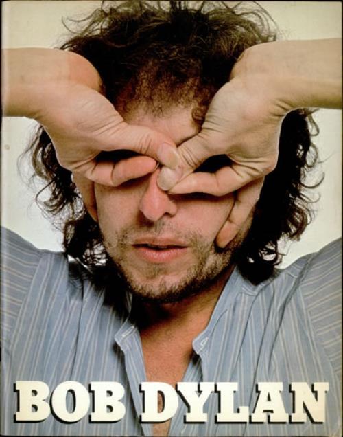 Bob Dylan Bob Dylan tour programme US DYLTRBO528173