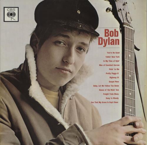 Bob Dylan Bob Dylan vinyl LP album (LP record) UK DYLLPBO685276