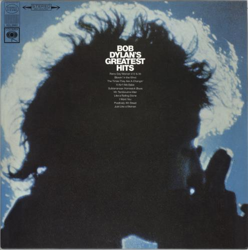 Bob Dylan Bob Dylan's Greatest Hits - 180gram Vinyl + Poster vinyl LP album (LP record) UK DYLLPBO775228