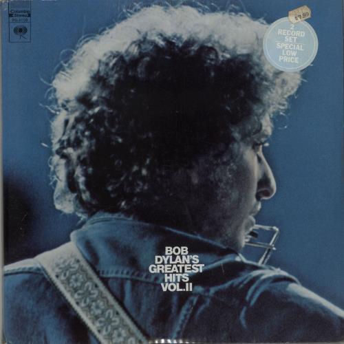 Bob Dylan Dylans Greatest Hits Vol II
