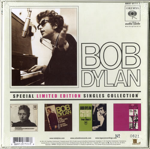 Bob Dylan Can You Please Crawl Out Your Window Record Store Day