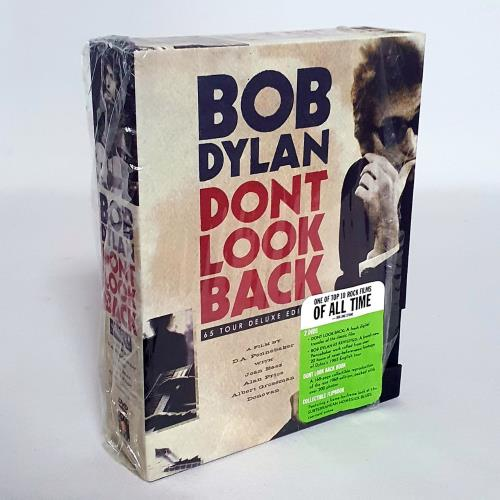 Bob Dylan Don't Look Back: '65 Tour Deluxe Edition DVD US DYLDDDO762896
