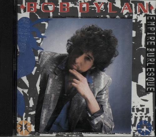 Bob Dylan Empire Burlesque CD album (CDLP) UK DYLCDEM621364