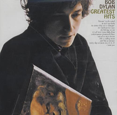 Bob Dylan Greatest Hits CD album (CDLP) US DYLCDGR319469