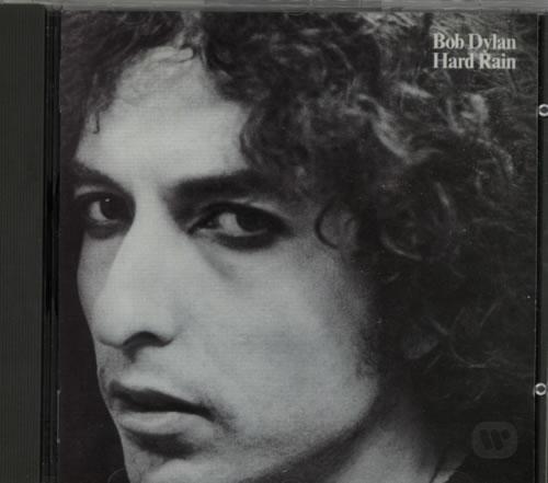 Bob Dylan Hard Rain CD album (CDLP) UK DYLCDHA621348