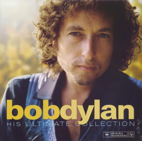 Bob Dylan His Ultimate Collection - Sealed vinyl LP album (LP record) Dutch DYLLPHI775477
