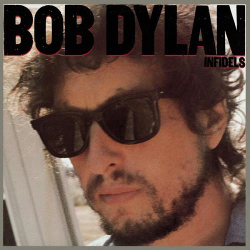 Bob Dylan Infidels vinyl LP album (LP record) UK DYLLPIN291087