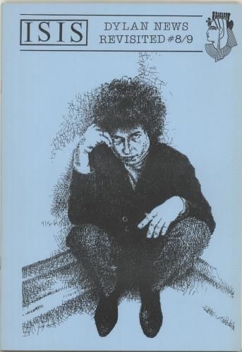 Bob Dylan Isis: Dylan News Revisited #8/9 fanzine UK DYLFAIS696013