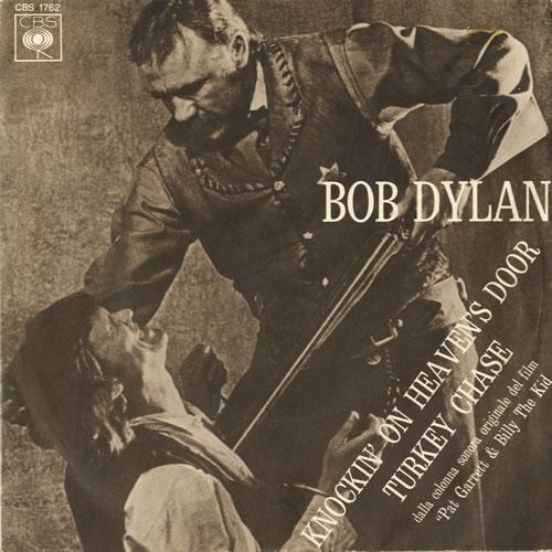 Bob Dylan Knockin\u0027 On Heaven\u0027s Door - EX 7\