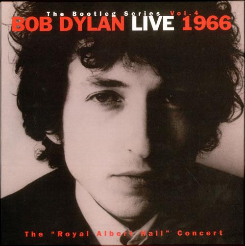Bob Dylan Live 1966, The Royal Albert Hall Concert Vinyl Box Set US DYLVXLI508782
